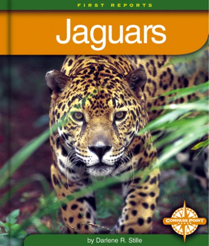 Download Jaguars (First Reports - Animals) pdf