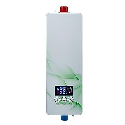 Calentador de agua eléctrico de la cocina eléctrica instantánea 5.5kw debajo del fregadero Calentador de