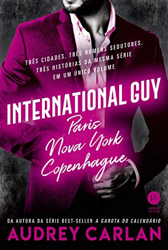 International Guy: Paris, Nova York, Copenhague (Vol. 1 International Guy)