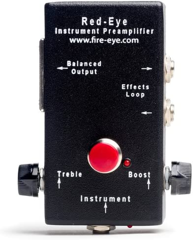 Red-Eye Instrument Preamplifier Chicago Mall Ranking TOP8