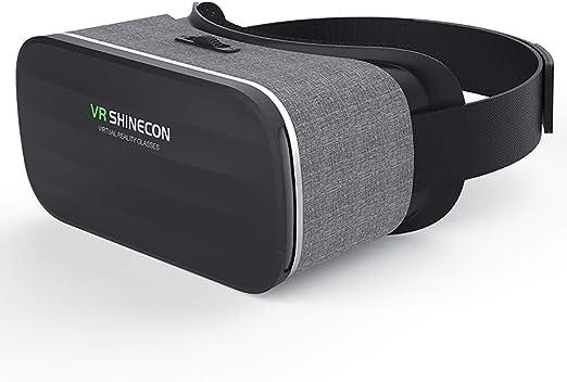 WANGOFUN Realidad Virtual headest, Gafas VR para TV, películas y ...