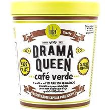 Linha Drama Queen (Cha Verde) - Regenerador Capilar Purificante 450 Gr - ( Dreama Queen (Green Coffee) Collection - Purifying Restoration Cream Net 14.1 Oz)