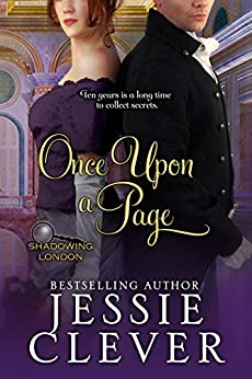 Once Upon a Page (Shadowing London Book 1) by [Clever, Jessie]