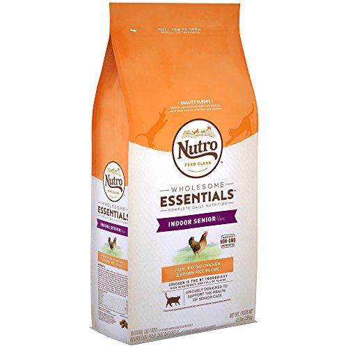 Nutro Wholesome Essentials Indoor Farm-Raised Chicken & Brow