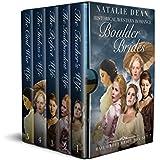 Boulder Brides: Mail Order Bride Box Set: Historical Western Romance