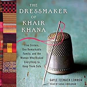 The Dressmaker of Khair Khana Audiobook