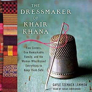 The Dressmaker of Khair Khana Audiobook