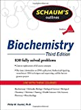 img - for Schaum's Outline of Biochemistry, Third Edition (Schaum's Outline Series) by Philip W. Kuchel (2009-08-01) book / textbook / text book