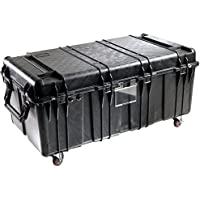 PELICAN TRANSPORT CASE W/ FOAM - BLK / 0550 Transport Case / 0550-000-110 /