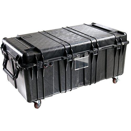 Pelican TRANSPORT CASE W/FOAM - BLK/0550 Transport Case/0550-000-110/