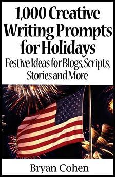Creative Writing with Winter Holiday Prompts  Christmas  Kwanzaa  Hanukkah
