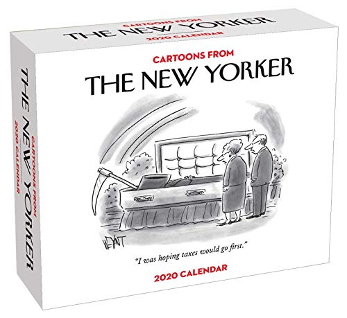 Pdf Comics Cartoons from The New Yorker 2020 Day-to-Day Calendar