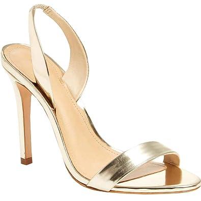 Amazon.com: Zapatos de tacón alto clásicos para mujer con ...