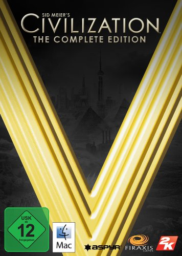 Sid Meier's Civilization V - Complete [PC Code - Steam]
