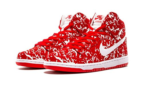 NIKE Dunk High Premium SB Mens Skateboarding-Shoes 313171