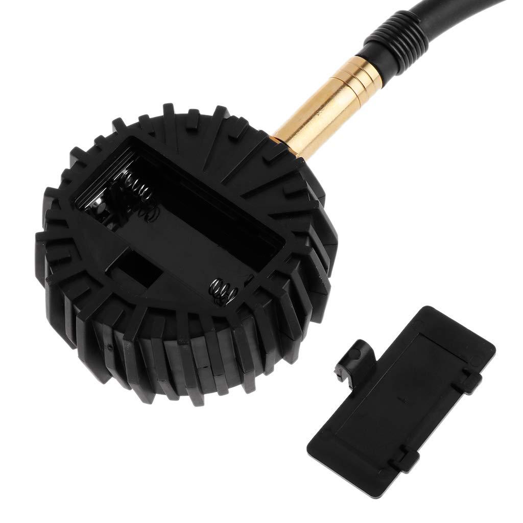 Exing Reifendruckmesser Digital Rapid Tire Tire Air Deflator Manometer 4WD 4X4 Gel/ändewagen