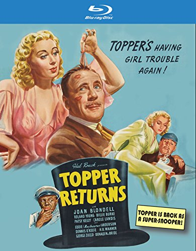 Topper Returns [Blu-ray]