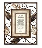 CB Gift Heartwarming Expressions Heartfelt Appreciation Metal Framed Print