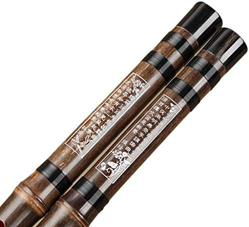 楽器 C、D、E、F、Gの中国の竹笛の初心者Diziの伝統的な楽器の正確なトーン 木管楽器 (Color : G key 49cm)