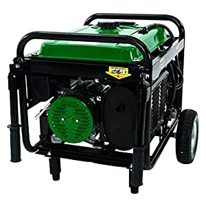 DuroMax Dual Fuel 4850 Watt Hybrid Portable Generator by Imperial Industrial Supply
