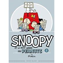 SNOOPY ET LE PETIT MONDE DES PEANUTS T.01