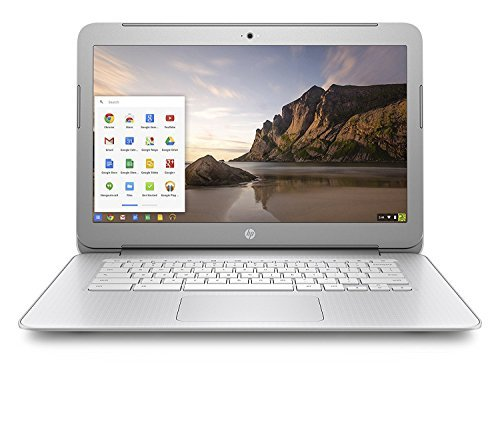 HP Premium High Performance 14 inch Chromebook HD SVA BrightView Backlit Screen Intel Celeron 2.16 Ghz Processor4GB RAM16GB eMMC HDD802.11AC WIFI HDMI Webcam Bluetooth Chrome OS only 3.74Lb