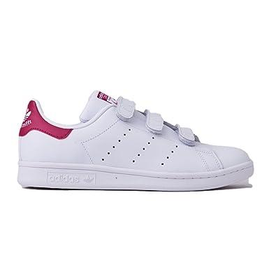adidas stan smith j zapatillas de deporte unisex niños