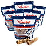ValueBull USA Trachea Tubes Dog Chews, 7 Inch, 6 Pound