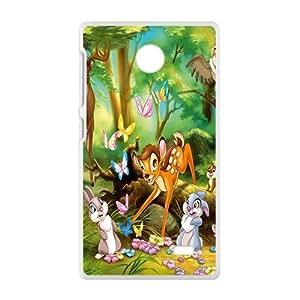 Happy Bambi Case Cover For Nokia Lumia X
