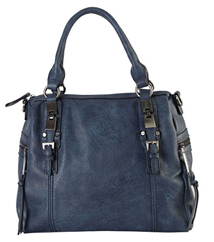diophy-double-side-pockets-casual-tote-with-removable-long-strap-cz-3722-blue