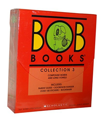 BOB Books COLLECTION 3 Box Set [COMPOUND WORDS AND LONG VOWELS] ()