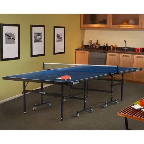 folding ping pong table assembly instructions