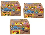 2016 Limited Edition Shopkins Happy Places Petkins Home collection Multipack (3 packs of 3 ea)