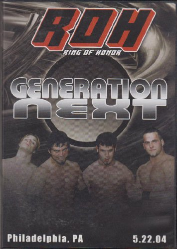 Ring of Honor - Generation Next - Philadelphia, PA for sale  Delivered anywhere in USA