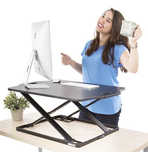 5 Best Standing Desk Converters In 2018 Easypcmod