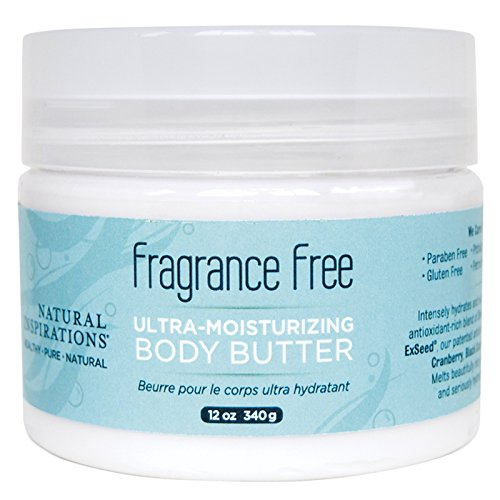 Natural Inspirations Fragrance Free Ultra-Moisturizing Body