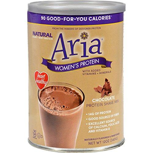 Aria Chocolate (Designer Whey Aria Womens Protein Chocolate - 12)