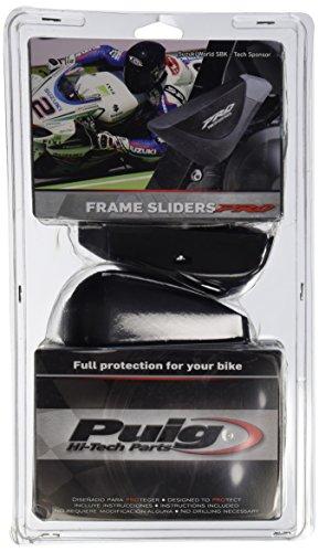 Puig Frame Sliders - Puig 6472N Black Pro Frame Slider
