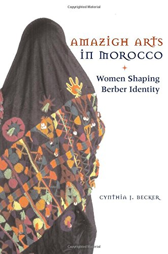 [Amazigh Arts in Morocco: Women Shaping Berber Identity] (Middle Eastern Girl Costume)