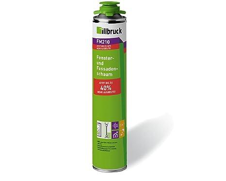 illbruck FM210 1 K Pur Ventana de espuma y fassaen 880 ml Lata para verfüllung,