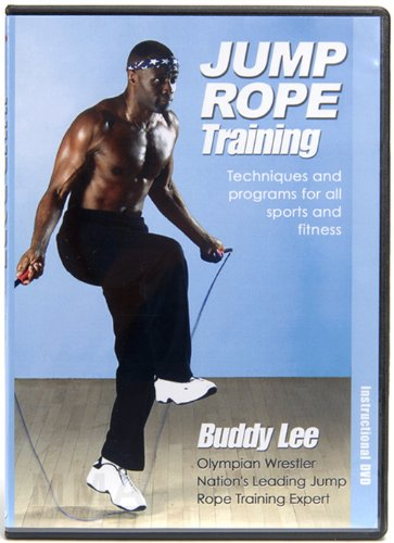 Buddy Lee Jump Rope Training DVD Review