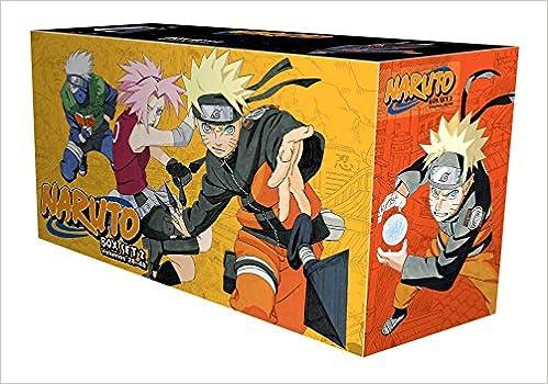 Naruto Box Set 2: Volumes 28-48 with Premium (Naruto Box Sets)