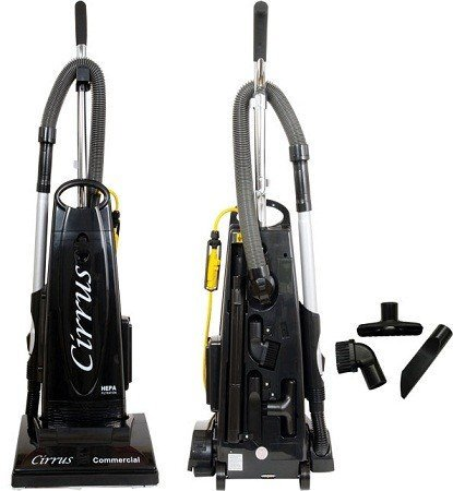 Cirrus Upright Vacuum - Cirrus C-CR9100 Commercial Vacuum Cleaner