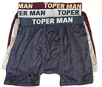 Toper Man Boxer - 3 Pieces