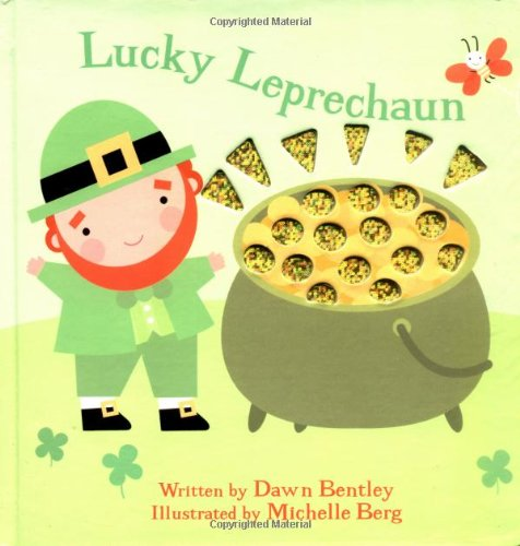 Lucky Leprechaun (Holiday Foil Books)