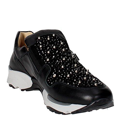 Noir Florens F0771 Femme Petite Sneakers H88qPg4