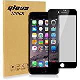 Privacy Screen Protector For iPhone 8Plus/7Plus TINICR 5.5 Inch Black Full Coverage Tempered Glass Screen Cover Shield (iPhone 8Plus/7Plus)