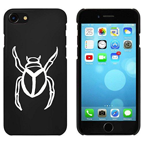 Noir 'Scarabée' étui / housse pour iPhone 7 (MC00062251)