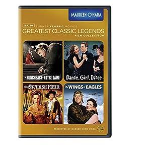 TCM Greatest Classic Films: Legends - Maureen O'Hara (2015)