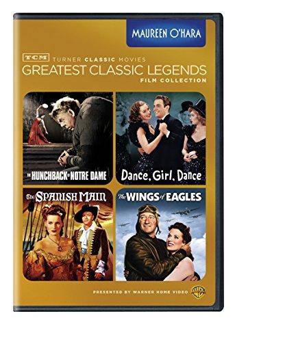 TCM Greatest Prototypical Films: Legends - Maureen O'Hara